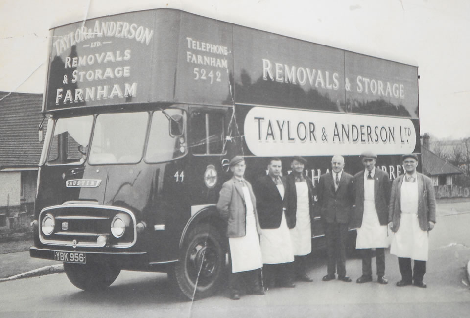 family removals since 1920