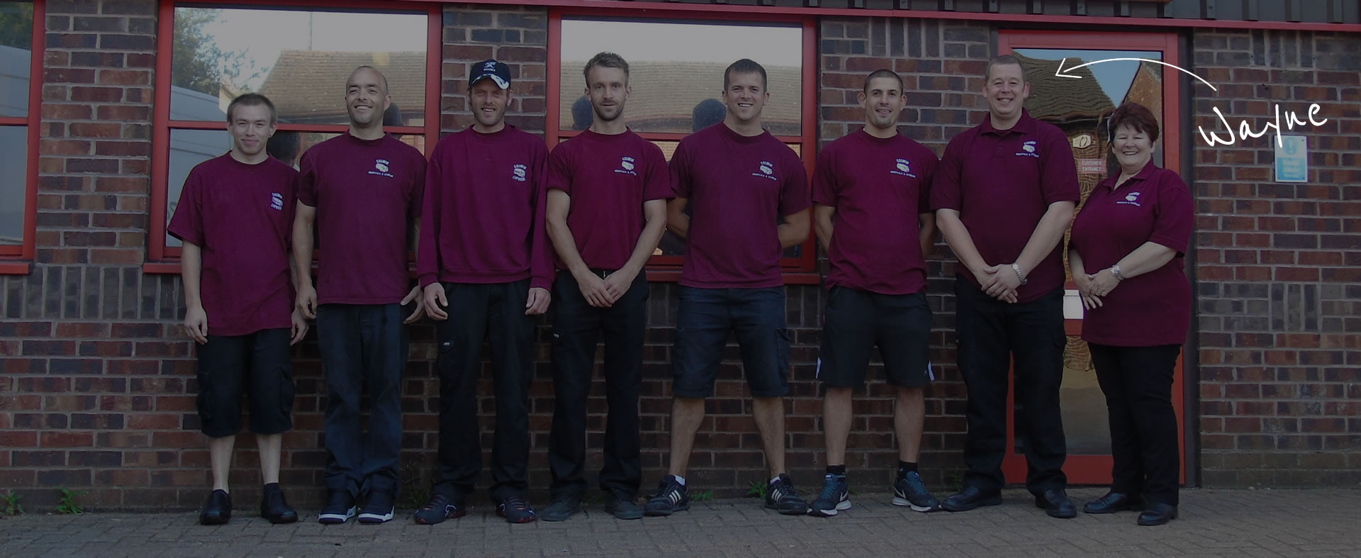 Colwin Removals Staff